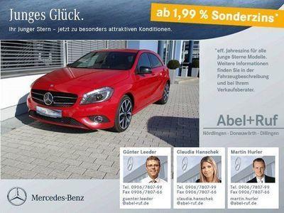 gebraucht Mercedes A180 Urban Bi-Xenon Night-Paket SHZ HarmanSound