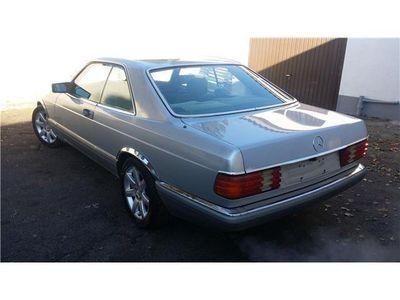 gebraucht Mercedes 380 500 SECSEC Coupe 1983. ! Technik 1A.