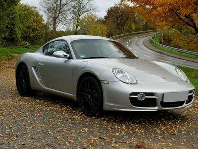 gebraucht Porsche Cayman S ***Traumausstattung/Vieles Neu***