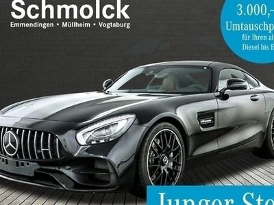 gebraucht Mercedes AMG GT BURM PERFOMANCE DYN PLUS NP151T�