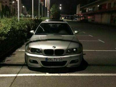 gebraucht BMW M3 e46 coupe Handschalter LESEN! Tausc...