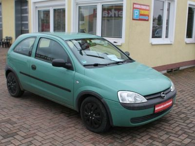 käytetty Opel Corsa C Basis Nr.67