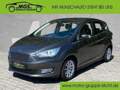 gebraucht Ford C-MAX 1.5 EcoBoost Titanium #SHZ #AHK, Gebrauchtwagen, bei MGS Motor Gruppe Sticht GmbH & Co. KG
