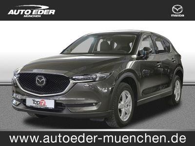 gebraucht Mazda CX-5 2.2 SKYACTIV-D 184 Sports-Line AWD EURO 6d-TE