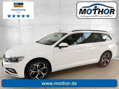 gebraucht VW Passat Variant Business 2.0TSI DSG