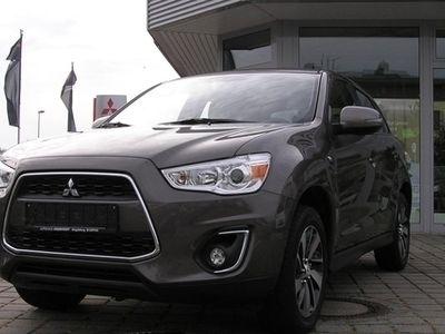 gebraucht Mitsubishi ASX Klassik Kollektion 1.6 MIVEC