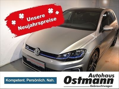 gebraucht VW Golf VII GTE VII 1.4 TSI Hybrid LED*RFK*PANO