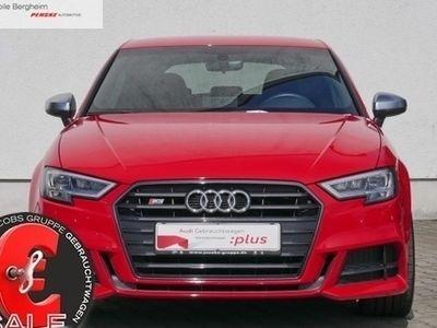 gebraucht Audi S3 Sportback 2.0 TFSI LED,Navi,Optik-Paket,Leder