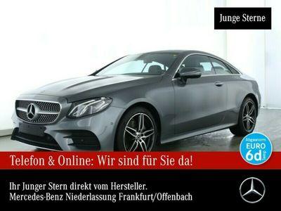 gebraucht Mercedes E200 4MATIC Coupé