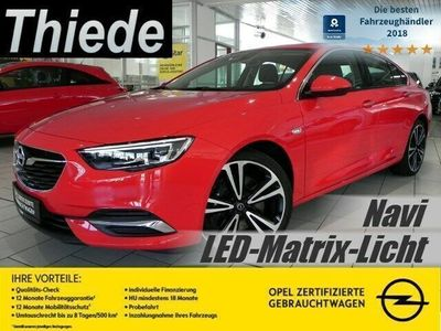 gebraucht Opel Insignia GS 2.0T INNOVATION 4x4/LED/ALU 20''