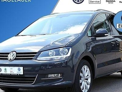 gebraucht VW Sharan Highline 1.4 TSI Klima SHZ PDC v/h