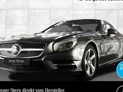używany Mercedes SL500 AMG Nachtsicht Harman COMAND ILS Sitzklima