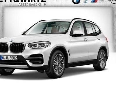 gebraucht BMW X3 xDrive30d Luxury Line AHK Pano HUD LED HiFi