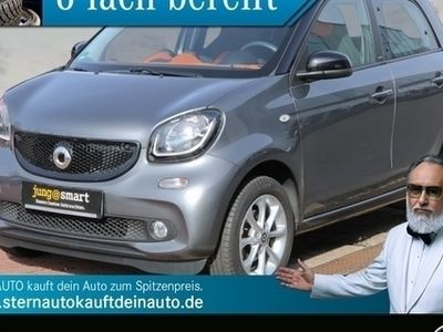 käytetty Smart ForFour 66kW passion LED-Tagfahrlicht