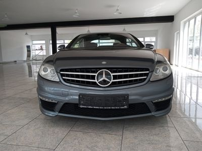 gebraucht Mercedes 500 CLC CL - CoupeNavi Keyless AD Dyn. Kurvenlicht e-Sitze ACC Nachtsichtass.