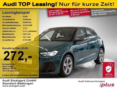 gebraucht Audi A1 Sportback Sport 40 TFSI S Line