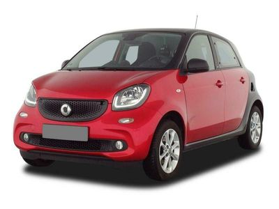 gebraucht Smart ForFour ForFourpassion (52kW) LED Sitzheizung Tempomat