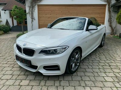 gebraucht BMW M235 Cabrio M-Perf. 6-Zylinder Sommerfzg VB