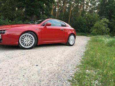 gebraucht Alfa Romeo Brera 2.2 JTS 16V Sky View