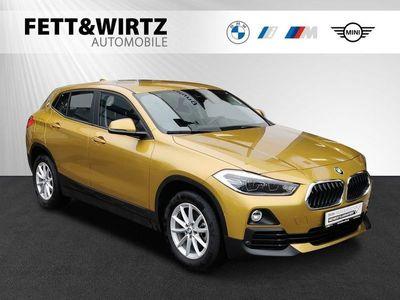 gebraucht BMW X2 sDrive18d