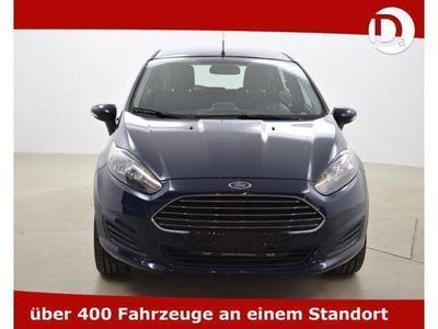 gebraucht Ford Fiesta 1.5 TDCI SYNC Edition KLIMA-NAVI-PDC-ALU