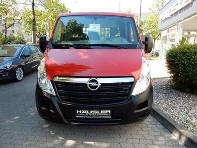 gebraucht Opel Movano B 2.3 CDTI 125 (3,5t) Pritsche L2H1 FWD DPF, AHK,