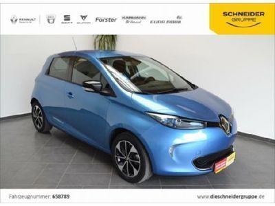 gebraucht Renault Zoe (ohne Batterie) 41kWh Intens Navi SHZ DAB