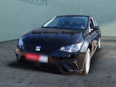 gebraucht Seat Ibiza IbizaStyle 1.0 TSI 70 kW Full Link PDC Alu GJR