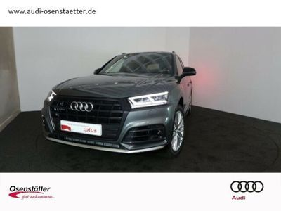 brugt Audi Q5 45 TDI sport qu/Leder/LED/Navi +/StandHZG/Keyless/Panodach