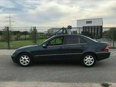 gebraucht Mercedes C220 MercedesCDI 150Ps DPF