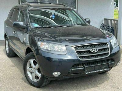 gebraucht Hyundai Santa Fe 2.2 CRDi GLS *AUTOMATIK|NAVI|CAM|AHK*