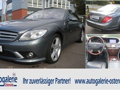 gebraucht Mercedes CL500 4-Matic AMG Paket *TOP ZUSTAND*