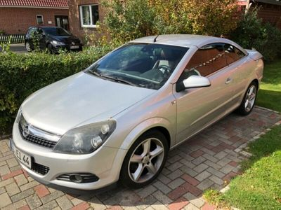 gebraucht Opel Astra Cabriolet Twin Top 2.0 Turbo Cosmo