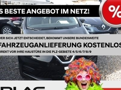 gebraucht Renault Zoe LIFE Batteriemiete R110 Z.E. 50 LED Keyless SHZ Klima LED-hinten LED-Tagfahrlicht