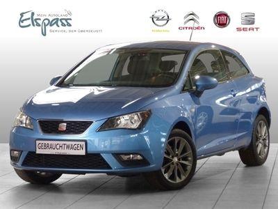 gebraucht Seat Ibiza SC i-Tech 1.4 16V NAVI KLIMA RADIO CD AUX