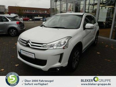 gebraucht Citroën C4 Aircross e-HDi 115 S&S 4WD Selection