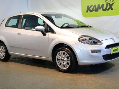 gebraucht Fiat Punto 1.2 More +Alufelgen +Klima +ZV