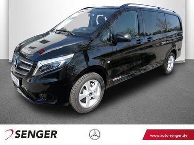 gebraucht Mercedes Vito 119 CDI MIXTO L PKW oder LKW-Zulassung DAB
