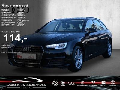 gebraucht Audi A4 Avant 2.0 TDI MMI Navi connect Sitzheizung Einpar