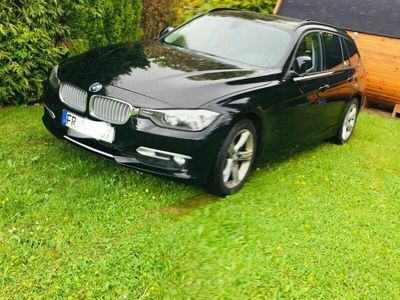 gebraucht BMW 316 d Touring Aut. Modern Line