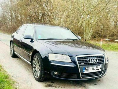 gebraucht Audi A8 4,2 Tdi Quattro Facelift Leder Nav...
