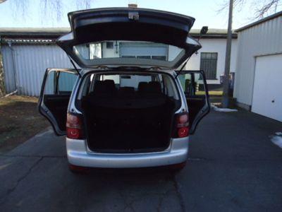 gebraucht VW Touran 1.9 TDI DPF DSG Automatik Klima TÜV NEU!