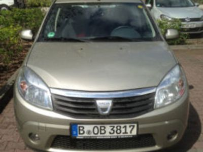 gebraucht Dacia Sandero 1.5 dCi Laureate