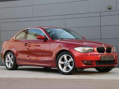 gebraucht BMW 125 Coupé 1er
