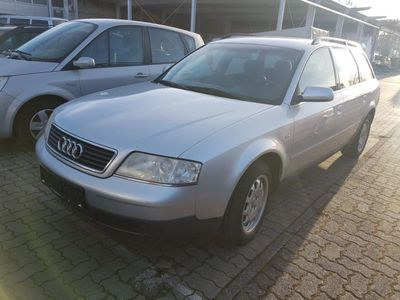 gebraucht Audi A6 Avant 2.5 TDI Euro 4 (Grün)