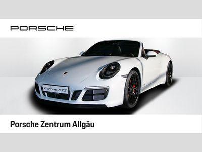 gebraucht Porsche 911 Carrera Cabriolet 3.0 GTS 911 4 GTS