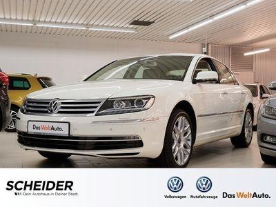 gebraucht VW Phaeton 3.0 TDI 4M LM19 Leder Dynaudio DAB+