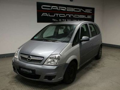 gebraucht Opel Meriva Neu Edition 1.7 CDTI 74kW **Euro4**