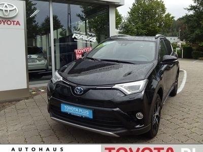 gebraucht Toyota RAV4 2.5 4x4 Hybrid Style Selection, Navigation