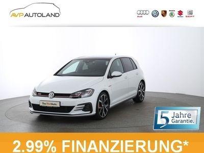 gebraucht VW Golf VII 2.0 TSI BMT DSG | DYN schwarz